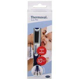 Termometro Digital Thermoval Rapid Punta Flexible