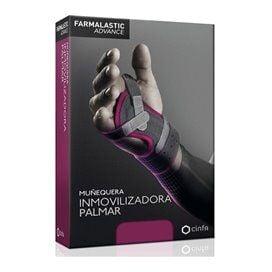 Farmalastic Muñequera Inmovilizadora Palmar Advance T-1