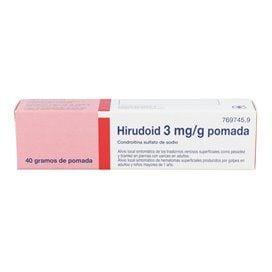 Hirudoid 3 Mg/G Pomada 40 G
