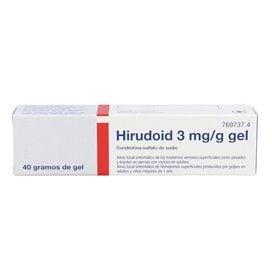 Hirudoid 3 Mg/G Gel Topico 40 G