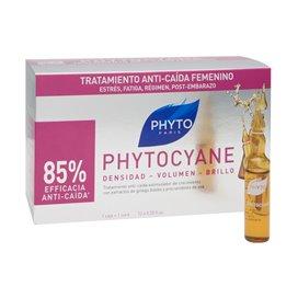 Phytocyane Tratamiento Anti-Caida Densificante 12 Ampollas