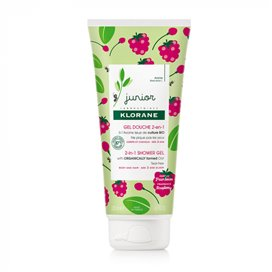 Klorane Petit Junior Gel Ducha Frambuesa 200Ml