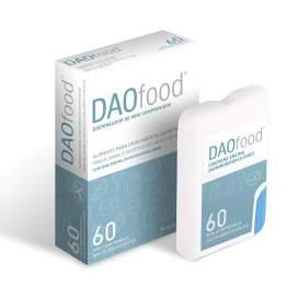 Daofood Frasco Dispensador 60 Mini Comprimidos